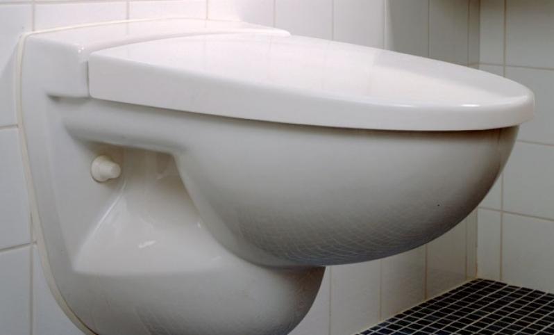 Bacia Sanitária Banheiro Caierias - Bacia Sanitária Moderna