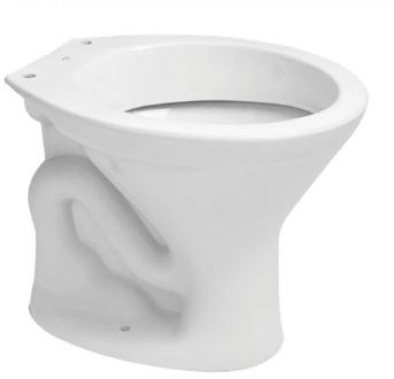 Bacia Sanitária Branca Caiubi - Bacia Sanitária com Válvula