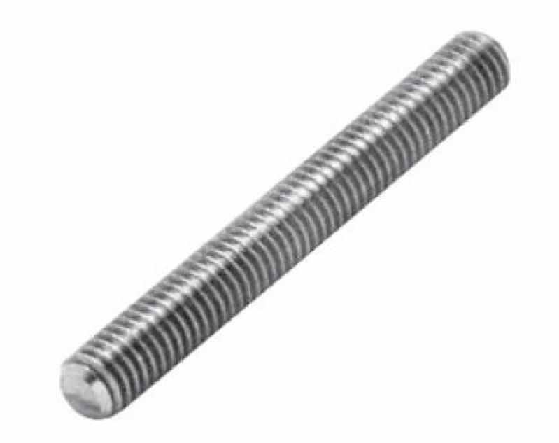 Barra Roscada Alumínio Conjunto Residencial Butantã - Barra Roscada 3/8