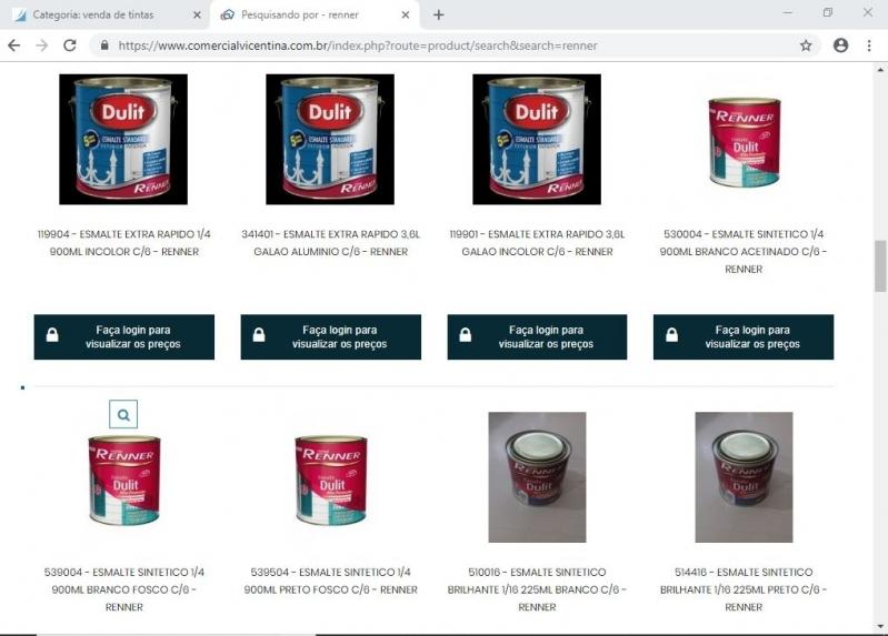 Companhia de Venda de Tintas Online Lapa - Venda de Tintas Online