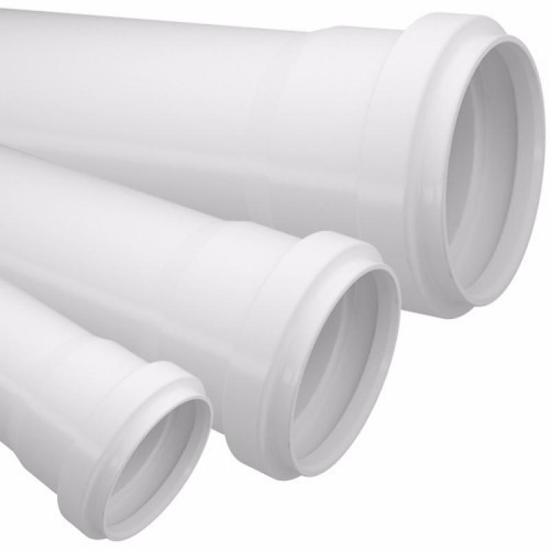 Conexão para Tubo de Esgoto Preço Caierias - Conexão para Tubo de Esgoto