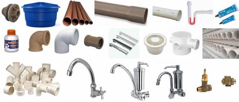 Fabricante de Material Hidráulico para Construtora Água Branca - Material Cilindro Hidráulico