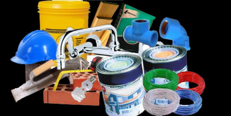 Materiais para Construção Valor Água Branca - Material de Construção Cimento