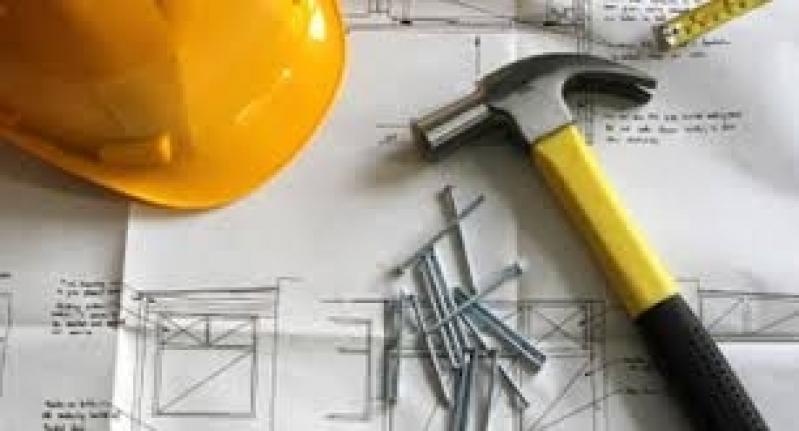 Material de Construção de Obras Cajamar - Material de Construção de Casas Modernas
