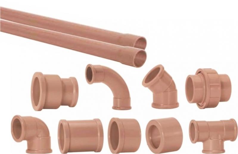 Material Hidráulico Industrial Valor Alto de Pinheiros - Material Hidráulico e Elétrico
