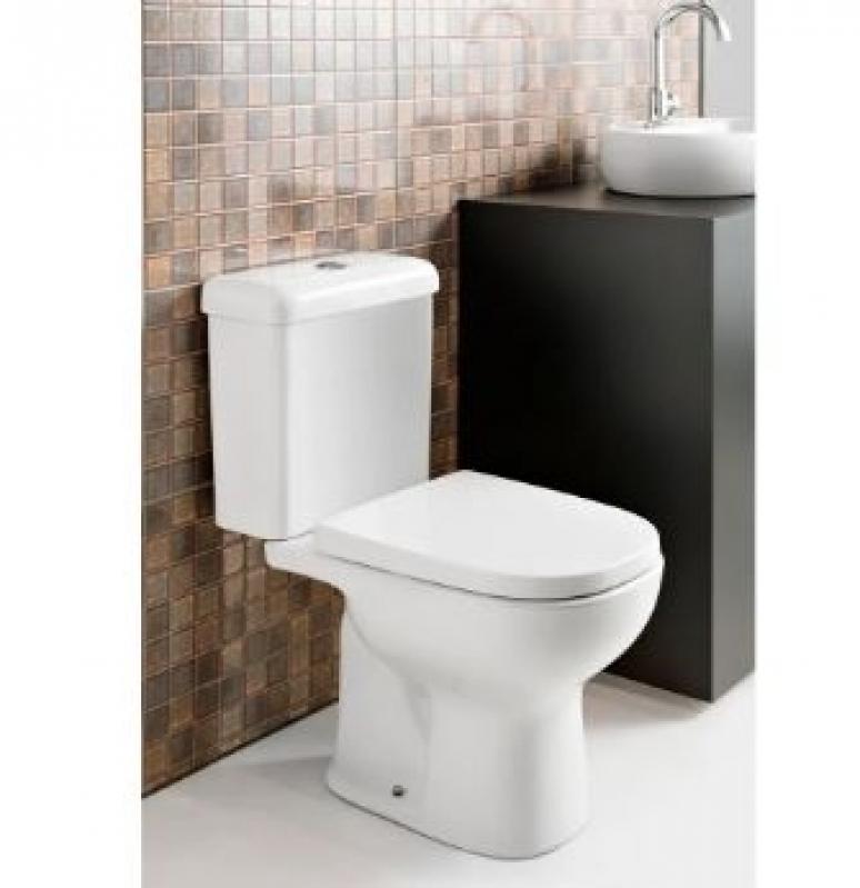 Onde Encontrar Bacia Sanitária Banheiro Pompéia - Bacia Sanitária para Cadeirante