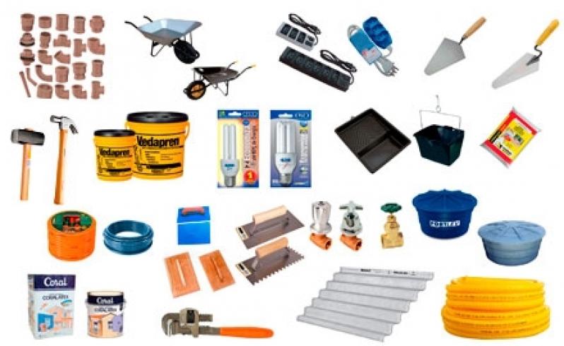 Onde Encontro Material de Construção Barato Embu das Artes - Material de Construção Mais Próximo