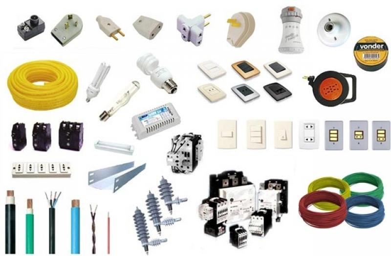 Onde Encontro Material Elétrico para Construção Instituto da Previdência - Material Elétrico Atacadista