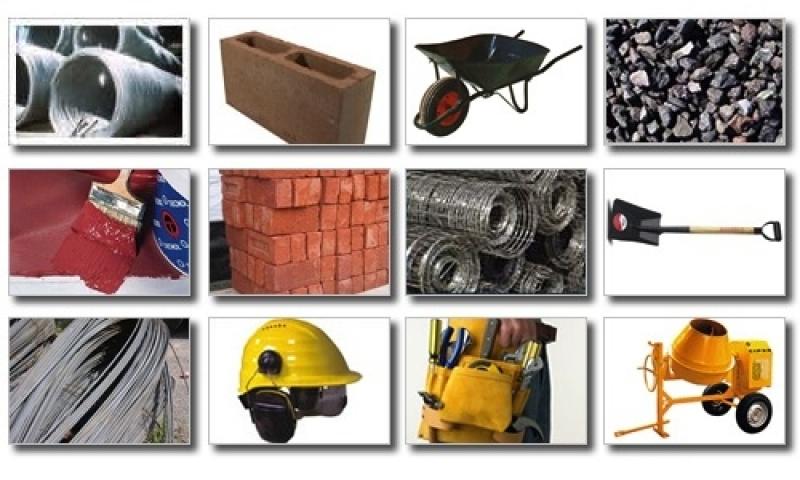 Onde Encontro Material para Construção Civil Butantã - Material de Construção Cimento