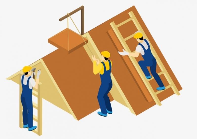 Orçamento para Material de Construção de Casas Alphaville Industrial - Material de Construção Barato