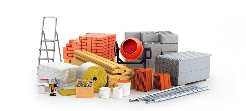 Orçamento para Material para Construção Civil Santos - Material de Construção para Reforma