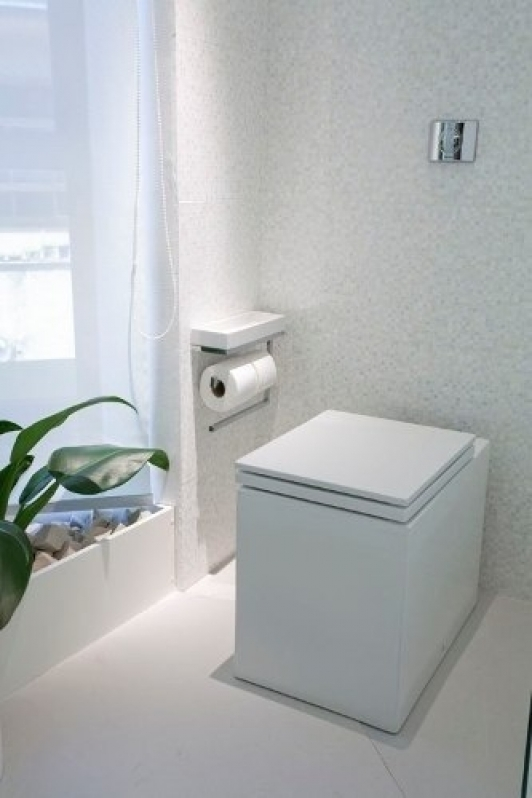 Procuro por Bacia Sanitária Moderna Conjunto Residencial Butantã - Bacia Sanitária para Cadeirante