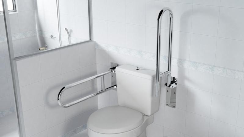 Procuro por Bacia Sanitária para Cadeirante Pompéia - Bacia Sanitária Branca