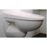 bacia sanitária banheiro Alphaville Industrial