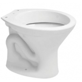 bacia sanitária branca Embu