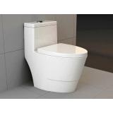 bacia sanitária moderna Itanhaém