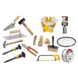 comprar ferramenta de construção civil Itapevi