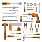 comprar ferramentas modernas para construção civil Jaraguá