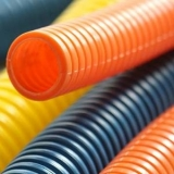 tubos e conexões elétricas
