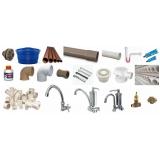 fabricante de material hidráulico industrial Instituto da Previdência