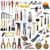 ferramenta de construção manual Itapecerica da Serra