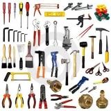 ferramenta manual construção civil Jandira
