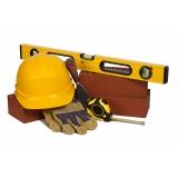ferramenta para a construção Conjunto Residencial Butantã