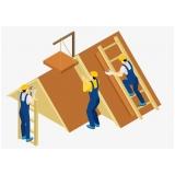 material de construção de casas