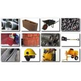 material para construção civil