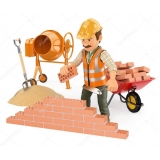material de construção de casas Pompéia