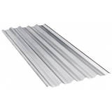 onde acho telha ondulada alumínio Vila Sônia
