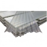 onde acho telha ondulada em fibra de vidro Itanhaém