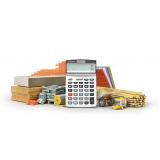 orçamento para material de construção barato Carapicuíba
