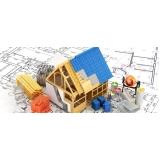 orçamento para material de construção de casas modernas Cubatão