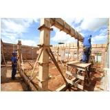 orçamento para material de construção de obras Alphaville Industrial