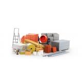 orçamento para material para construção civil Parque Residencial da Lapa