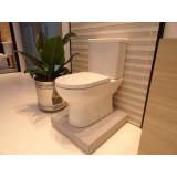procuro por bacia sanitária banheiro Alphaville Industrial