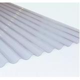 telha ondulada policarbonato