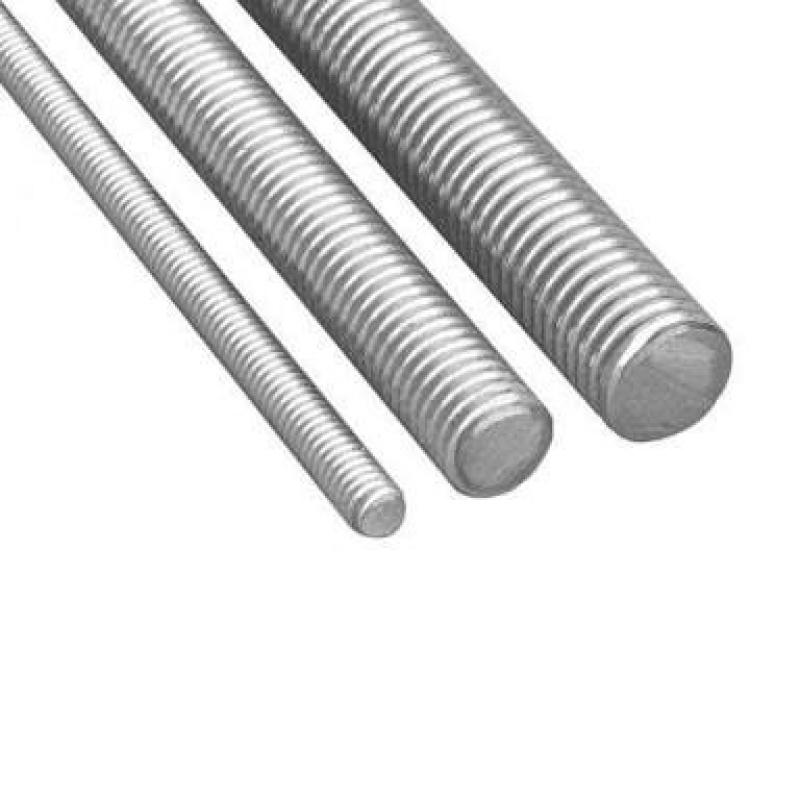 Venda de Barra Roscada Alumínio Juquitiba - Barra Roscada 3/8